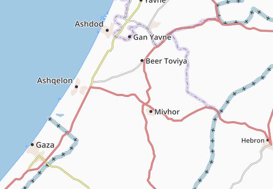 Rewaha Map