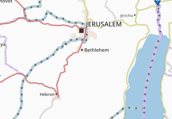 Al 'Askirah Map