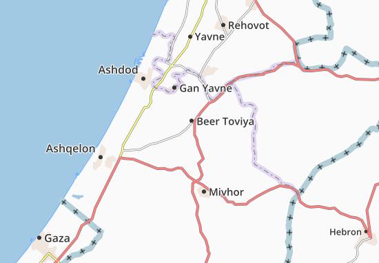 Avigedor Map