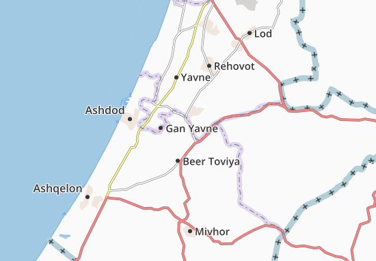 Mapas-Planos Hazav