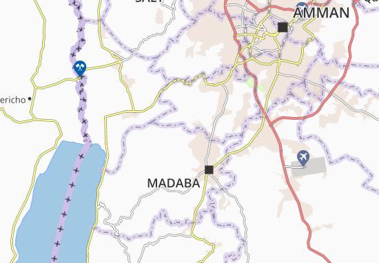 Jrainah Map