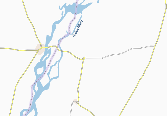 Kaart Plattegrond Darya Khan