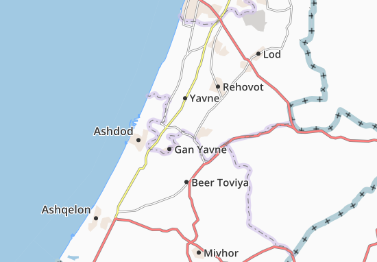 Meshar Map