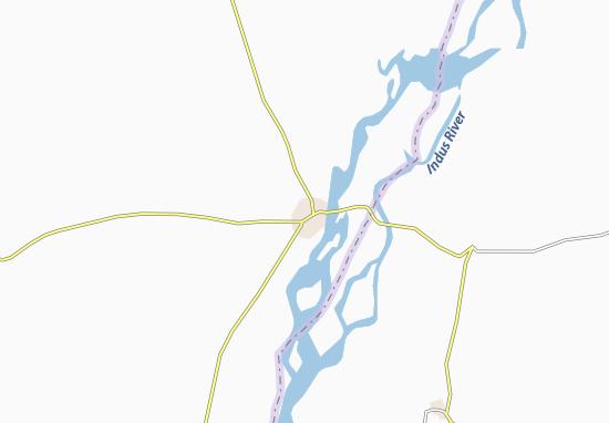 Mappe-Piantine Dera Ismail Khan