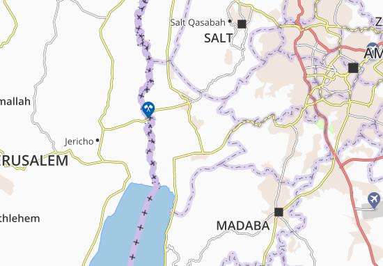 Shoonah Janoobiah Map