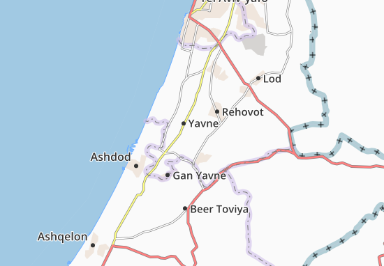 Mappe-Piantine Bet Gamli'El