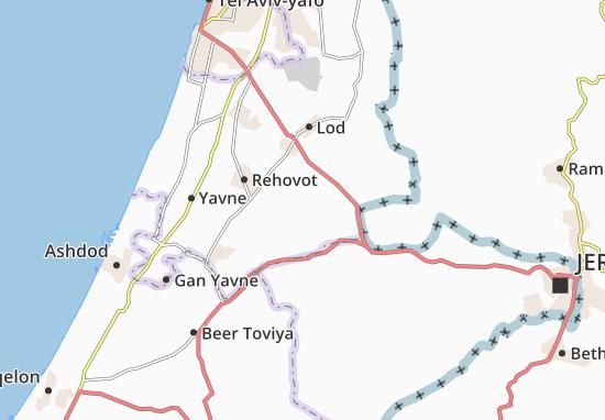 Carte-Plan Pedaya