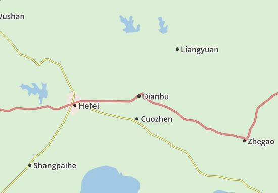 Mappe-Piantine Dianbu