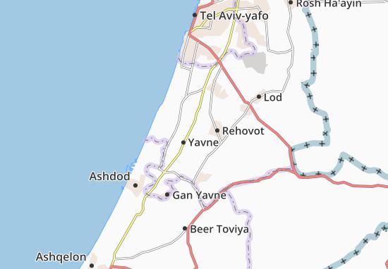 Ge'Alya Map