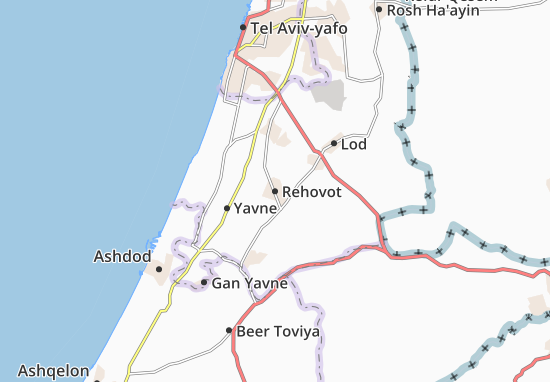 Khirbet Deiran Map