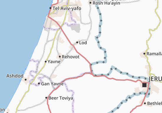 'Azarya Map