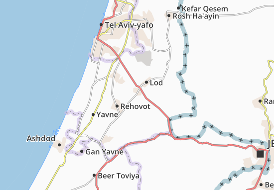 Ramla Map