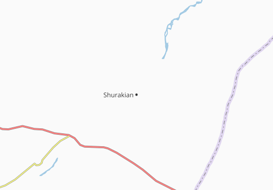 Kaart Plattegrond Shurakian