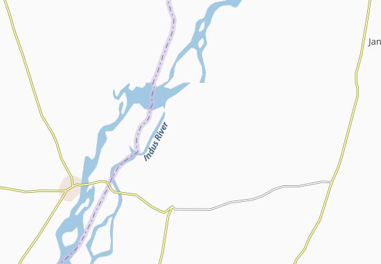 Carte-Plan Panjgirain