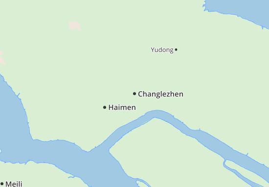 Changlezhen Map