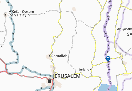 Mapas-Planos At Taybah