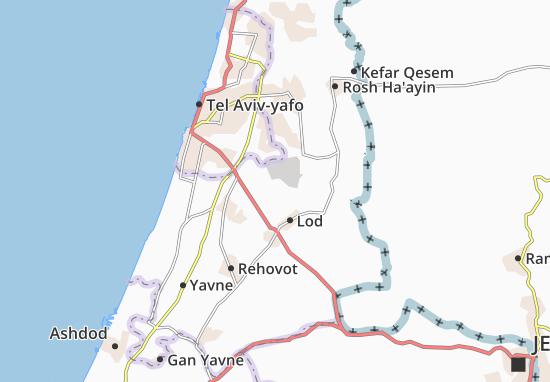 Ahi'Ezer Map