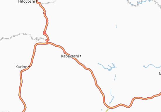 Kabayashi Map