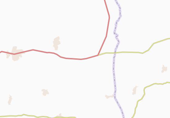 Carte-Plan Al Jaws al Kabir