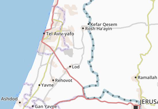 Bet 'Arif Map