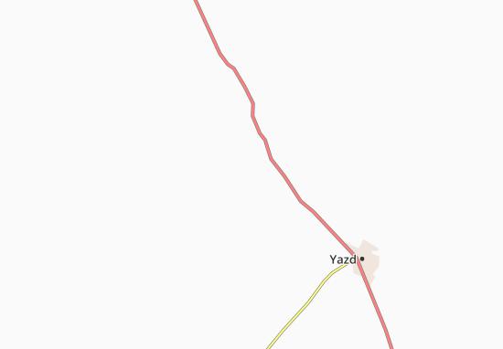 Kaart Plattegrond Ashkezar