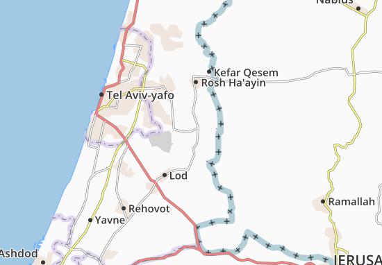 Bareqet Map