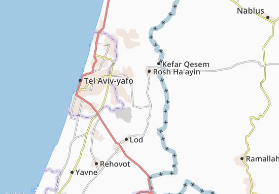 Rinnatya Map