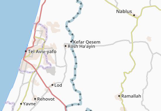 Dayr Ballut Map