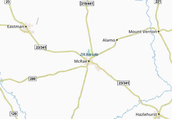 Helena Map