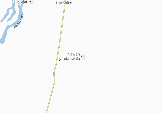 Mapas-Planos Nawan Jandanwala
