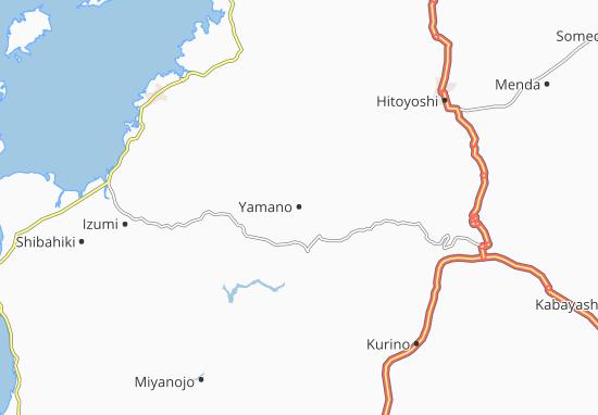 Yamano Map
