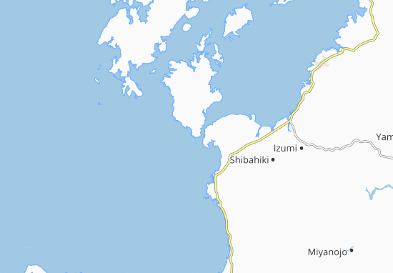 Mapas-Planos Tajiri