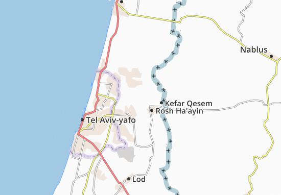 Mappe-Piantine Newe Yaraq