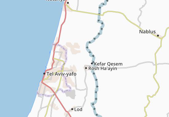 Hagor Map
