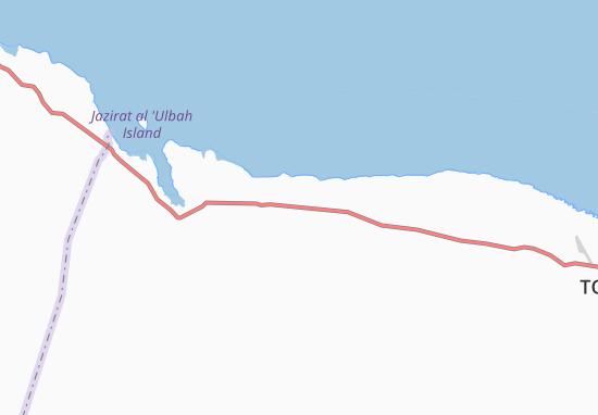Carte-Plan Al Qarzabah