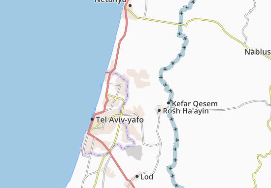 Ramat Hadar Map