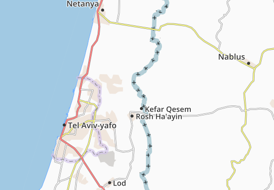 Mapas-Planos Yarhiv