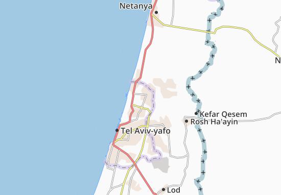 Gelil Yam Map