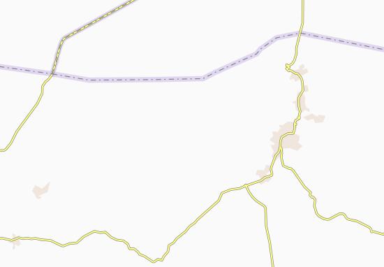 Carte-Plan Al Manasir