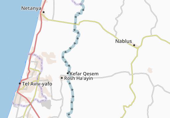 Mappe-Piantine 'Azzun