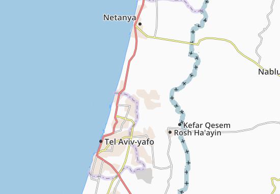 Mapas-Planos Ra'Ananna