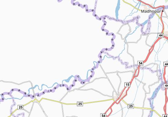 Nainakat Map