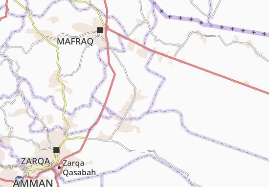 Khaldiyah Map