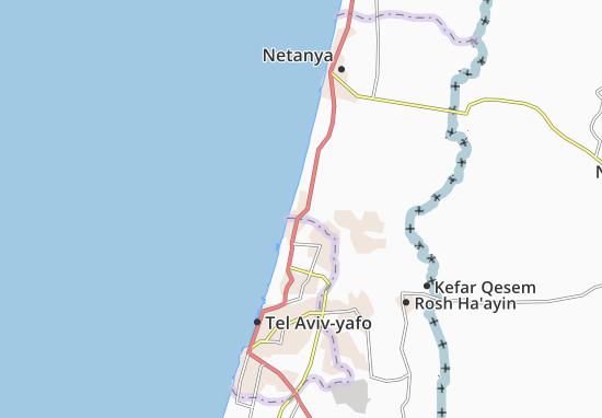 Rishpon Map