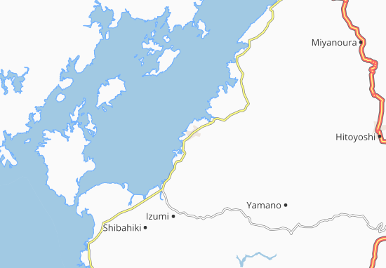 Mapas-Planos Minamata