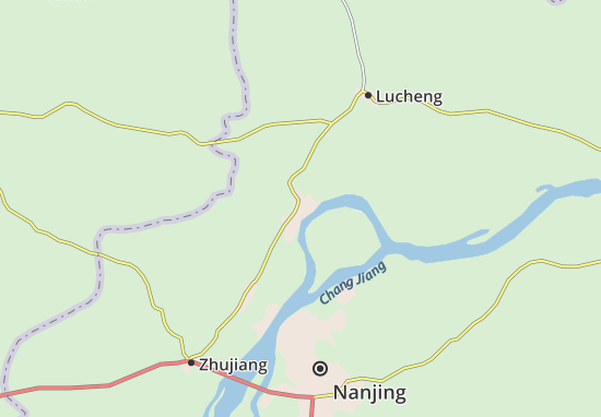 Dachang Map