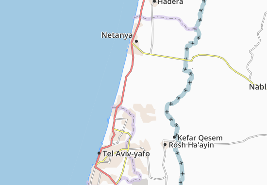 Haruzim Map