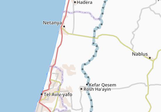 Et Tira Map