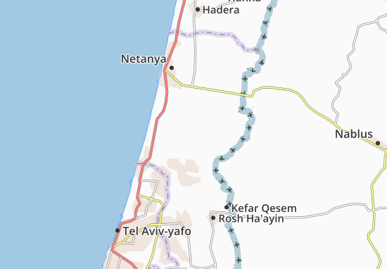 Herut Map