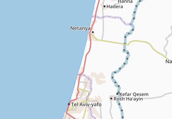 Yaqum Map